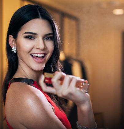 Kendall Jenner, Modern Muse Le Rouge de Estée Lauder