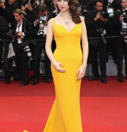Celebridades brillaron con BULGARI en el festival de Cannes