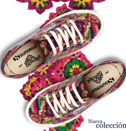 Zapatos que enamoran – Superga y Agua Bendita