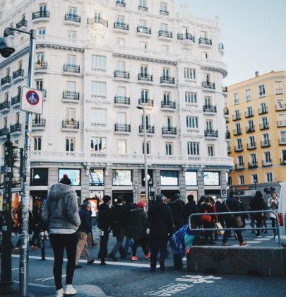Madrid en un día – Churros San Gines