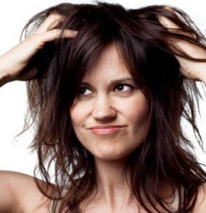 Errores al cuidar nuestro cabello