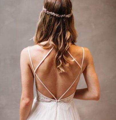 Escote en la espalda, nueva sensualidad